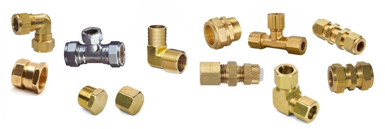 Best Quality Brass Compression Fittings